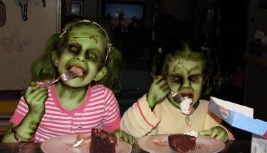 Happy Zombie Birthday #10