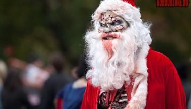 Zombie Parad Santa Claus
