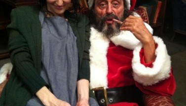 American Horror Story Santa
