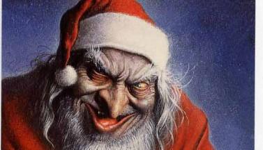 Evil Angel Santa