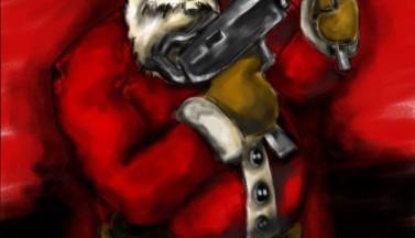 UZI Santa