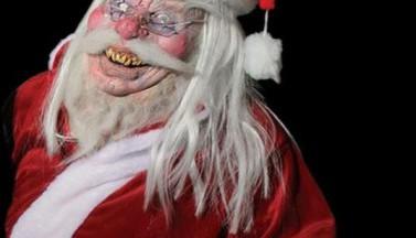 Зубастый Дед Мороз