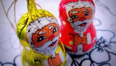 Страшные игрушечные Деды Морозы