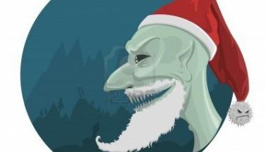 Horror Santa