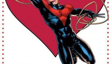 DC Comics Valentine Day #7