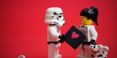 LEGO Star Wars Valentine Day
