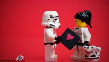 LEGO Star Wars Valentine Day