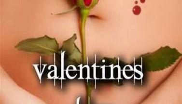 Valentines day vampire