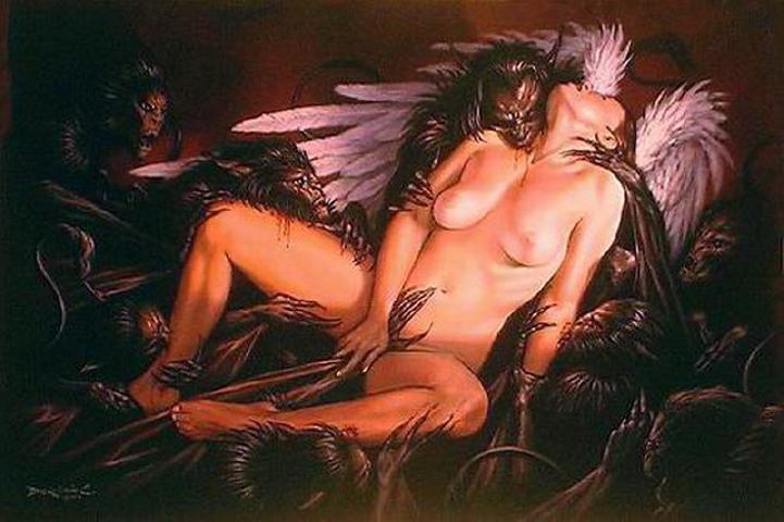 Дешушки  Ангелы и Демоны в одном обличьи!