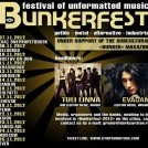 Новый фестиваль неформатной музыки Bunkerfest
