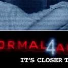 """Видео-свежак: """"Паранормальное явление 4"""", """"Кокни против зомби"""", """"Цунами 3D"""""""