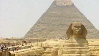 Погибель в Великой пирамиде