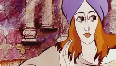 """И сонм чудовищ — отзыв на мультфильм-хоррор """"Халиф-аист"""" (1981)"""