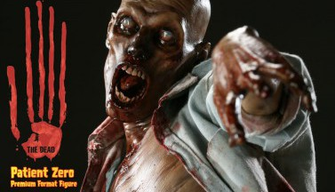 SIDESHOW THE DEAD: Patient Zero & Undying Carcass Premium Format
