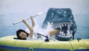 Из юрского далеко — отзыв на фантастический хоррор «Легенда о динозавре» (Kyôryû kaichô no densetsu, 1977 г.)
