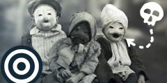 Мёртвые улыбки - почему на старых фотографиях так много мёртвых людей?
