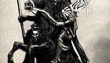 к/ф Помазанник смерти
