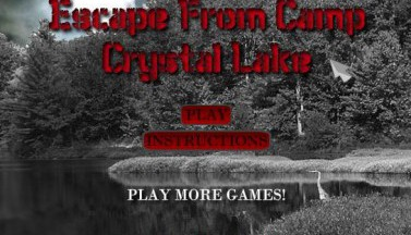 Побег из лагеря Кристальное Озеро