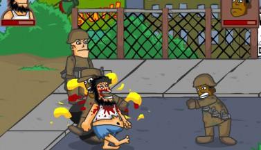 Бомж 4: Тотальная война