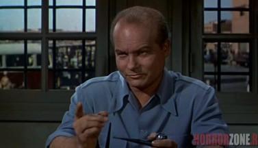 Человек, который слишком много знал (1955). Кадры
