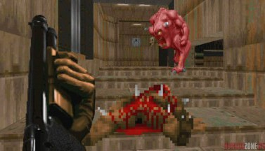 Doom II: Hell on Earth. Скриншоты
