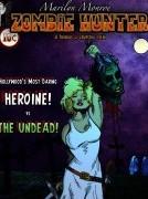 Мэрилин Монро: Охотница на зомби (фильм)