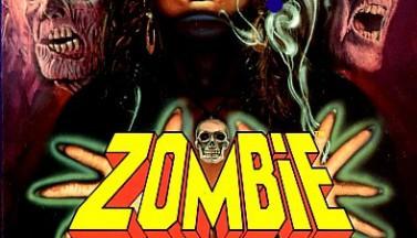 Кошмар зомби. Постеры