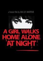 Смотреть фильм Девушка возвращается одна ночью домой 2014