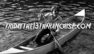 Пятница 13 (1980). Фото со съемок