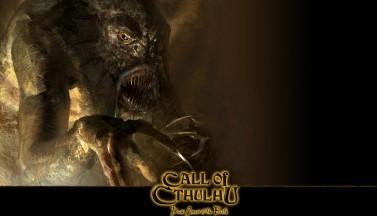 Call of Cthulhu: Dark Corners of the Earth. Обои