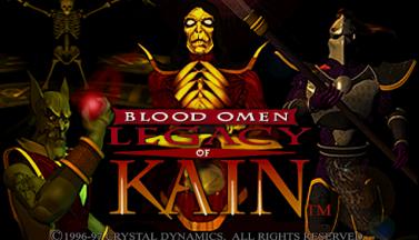 Blood Omen: Legacy of Kain. Скриншоты