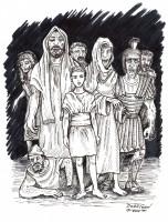 И. Объедков, ВСТАНЬ И ИДИ (художник: Игорь Авельченко)