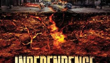 Катастрофа на День независимости. Постеры