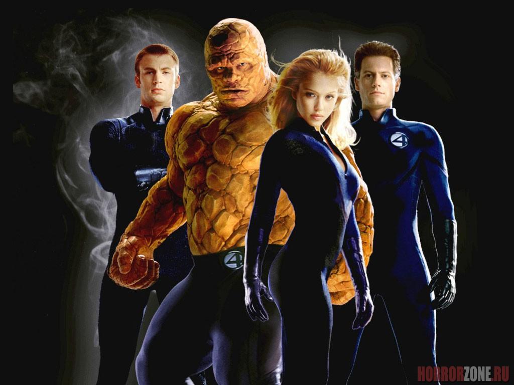 Фантастическая четвёрка / fantastic four (2005/pc/русский/repack.