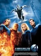 Фантастическая четверка: Вторжение Серебряного серфера (фильм)