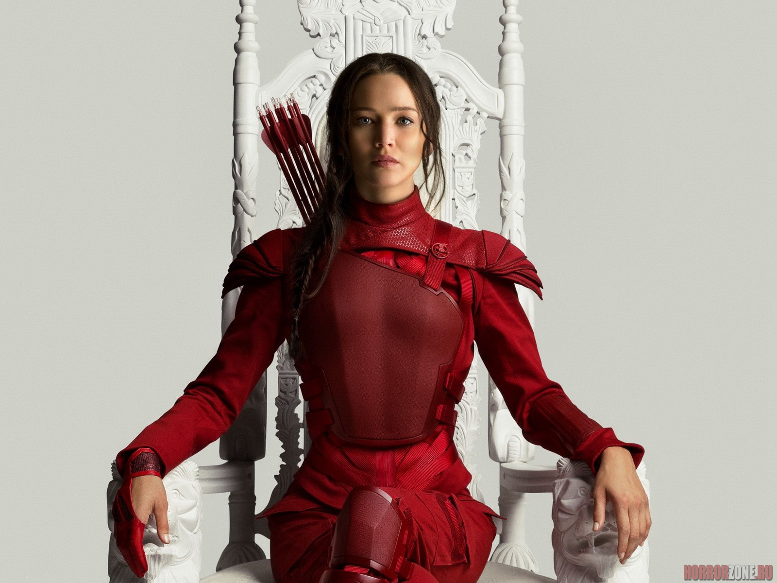 mocking jay reflection It would be easy to accuse mockingjay, part 2 of giving katniss a happily-ever-after ending the film ends with an epilogue that finds katniss with peeta.