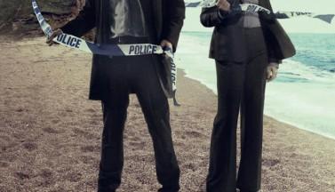 Убийство на пляже. Постеры