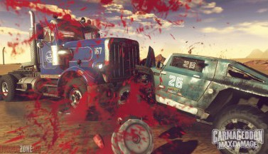 Carmageddon: Max Damage. Скриншоты