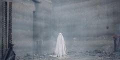 История призрака. Кадры