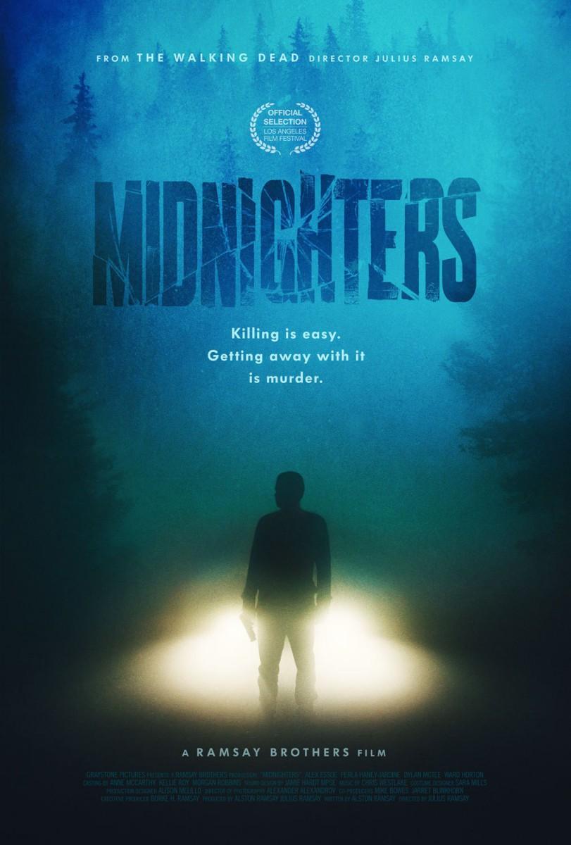 Полуночники / Midnighters (2017)