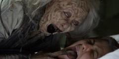 """Эффектные кадры и постер фильма ужасов """"Дом призраков"""""""