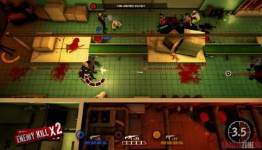 Reservoir Dogs: Bloody Days. Скриншоты