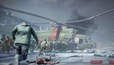 Новый трейлер World War Z отправляет нас в матушку-Россию