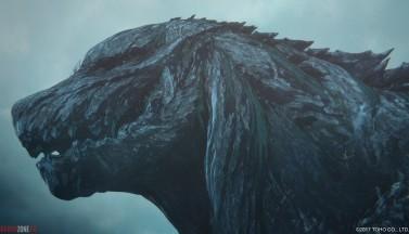 Рассматриваем Годзиллу и планету чудовищ в подборке кадров из аниме