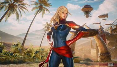 Marvel vs. Capcom: Infinite. Скриншоты