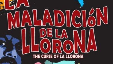 Проклятие Ла Лороны. Постеры