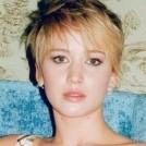 Легкая эротика на фото Дженнифер Лоуренс из журнала W