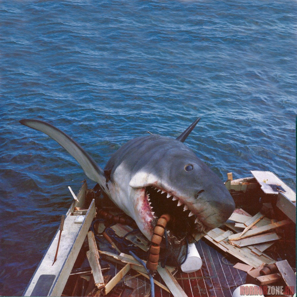 Jaws behind the scenes photos