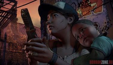 The Walking Dead. Скриншоты