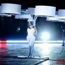 Летающее платье Леди Гага (12 ФОТО)